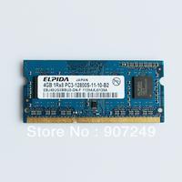 ELPIDA 4GB DDR3 PC3-12800S  1600 RAM Arbeitsspeicher Speicher
