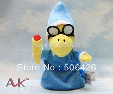 "free shipping 5pcs /lot Nintendo Wii Furuta Choco Egg Super Mario Bros part 3 Magikoopa Kamek Figure 8""(China (Mainland))"