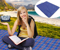 Brand New Waterproof 180x150cm Outdoor Picnic Mat Beach Camping Baby Climb Plaid Blanket