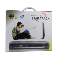 2013 newest FTA hot selling DVB-S2 Startrack with MUTIL-CAS satellite receiver