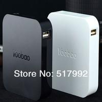 Original YOOBAO 10400mAh Magic Square Power Bank YB647 Charger for Mobile iPhone5 Samsung iPad Cameras MP3/MP4