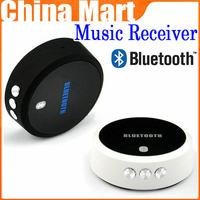 Mini Bluetooth 4.0 Wireless Music Audio Receiver Adapter  Partner w/ Mic For iPod iPad iPhone 4S 5
