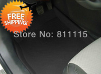 Car foot mat for Nissan Qashqai step mat, auto foot mat, free shipping, three colors, left-steering cars 3 Color Car Floor Mat