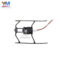 Free shipping undercarriage(landin skid) new version for WL V911 Accessory rc helicopter spare parts