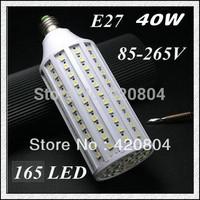 1PCS Super brightness 5W 7W 9W 12W 15W 25W 30W 40W E27 E14 B22 E26 SMD5050 Screw Corn Light 360degree lighting angle led bulb