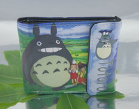 Totoro wallet Totoro purse coin purse wallet