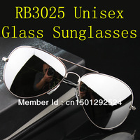2013 New arrivals Men's/women Unisex rb 3025 sunglasses reflective colorful lenses classic wayfarer eyewear FREE SHIPPING !