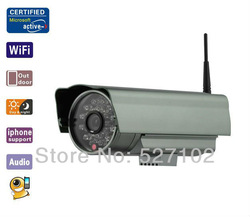 Wireless IP Camera webcam Web CCTV Camera Wifi IR Night Vision internet Camera,network Camera free shipping Direct wholesale(China (Mainland))