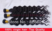 Brazilian virgin hair Deep wave Queen hair products Grade 5A 100% unprocessed hair Nala virgin hair 2pcs/lot  Free shipping