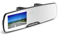 2.7inch 120 degree night version LCD car auto vehicle DVR camera video recorder black box rearview mirror Loop recording