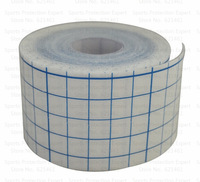 5cm x 10m  2rolls/lot  fixer pflaster fixomull stretch Hypoallergenic nonwoven adhesive wound dressing fixation tape bandage