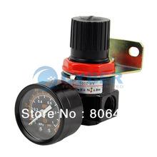 Cheap Air Control Compressor Pressure Gauge Relief Regulating Regulator Valve TK0677(China (Mainland))