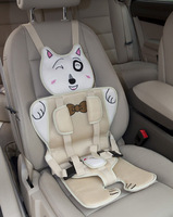 Child car safety seats baby car suspenders style car seat Free Shipping