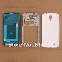 Brand new Orginal Replacement Full Housing Case For Samsung Galaxy S4 / GT - I9500 -  White 1pc/lot Free Shipping