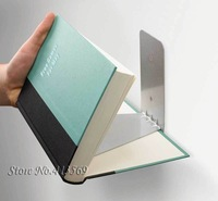 Free Shipping Wall Bracket Conceal Bookshelf Wall Floating Holder Invisible Book Shelf Large