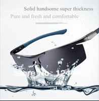 Male sunglasses polarized sunglasses Men sunglasses sports aluminum magnesium sun glasses