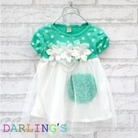 Free Shipping Beautiful Summer Baby Girls Princess Dress Girls Dresses, Child Kids Baby Girls Lace Dress