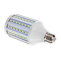 Super Bright SMD 5730 smd LED Corn Light E27 30W 98 Leds Warm & White LED Bulb Lamp AC 210V-240V 220V 230V 240V Free Shipping