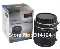 Meike metal Focus Macro Extension Tube for CANON EOS EF EF-S 700D 7D 6D 5D