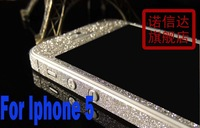 Fashion Bling Diamond Full Body Sticker for iPhone5g, retail package, free shipping