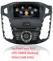 Free map gift,3G Car DVD gps For Ford Focus 2012 With GPS Navigation Radio RDS Bluetooth TV iPod