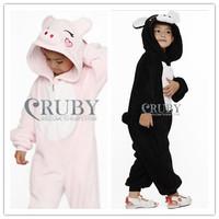 Free Shipping Hot Unisex Children Onesies Fashion Pajamas Animal Pyjamas Anime Cosplay Costumes Sleepwears For Kids,Pig