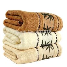 "(1PCS/Lot) Towel, Bamboo towel, Size 55""x27""(140x70cm), 100%Bamboo, Bath towel, SPA towel, Choice Beige/Ivory/Coffee(China (Mainland))"