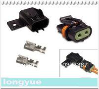 longyue 20 Kits Weather Resistant Sealed socket/connector Fuse ATO Holder w/ Cap Assembly Kit