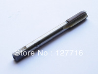 Free shipping-New 1 pcs HSS Metric Machine Plug Taps M7 Pitch 0.5mm Threading Tools M7X0.5 Tap