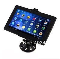 FreeLander PD20 Great Version 7 Inch GPS Tablet PC 8GB Android 4.0 with Holder  and car charger