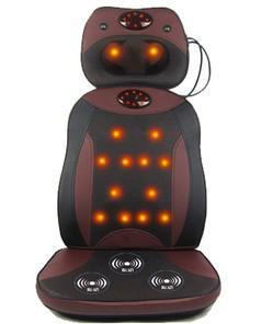 Spedizione gratuita mh-z8 multifunzionale di massaggio cuscino per dietro il collo glutei vita gambe e il corpo