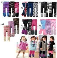 3pcs/lot 2014 Baby Boys Girls cotton pp Pants toddler children Leggings kids warmer trousers Elastic pantyhose 4 size