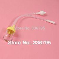 Free Shipping Anti Reflux Counterfeitness Rikang Newborn Baby Supplies Baby Nasal Aspirator rk-3658