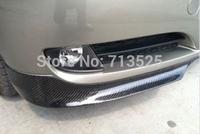 for BMW 3 Series sedan E90 performance splitter front spoiler bumper lip CFRP carbon fiber reinforced polymer