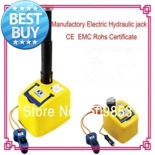 Manufactory Electric Hydraulic Jack CE EMC ROHS certificate