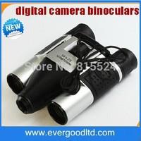 101M/1000M 10*25 Binoculars Built-in Digital Telescope Camera Video Camcorder Recorder PC Camera DT08 + Neck Strap Drop Shipping