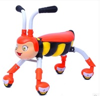 Baile multifunctional bee toddler bikes musical 360 deg . pulley walker shilly-car