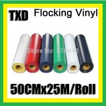 popular vinyl flock