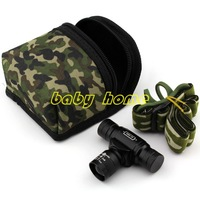 Mini CREE Q5 300LM LED 3 Mode Zoomable Headlight Torch Light Head Lamp With Bag Free Shipping