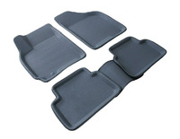Car foot mat for Toyota Reiz, step mat, auto foot mat, free shipping, three colors , left hand drive ONLY!