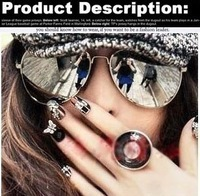3025 Free shipping Authentic men's lady sunglasses the driver driving glasses fashionable retro sunglasses