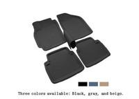 Free shipping car foot mat for Skoda Fabia step mat, auto foot mat floor mat