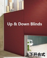 Honeycomb blinds skylight  Day&Night /Up & Down blinds shade