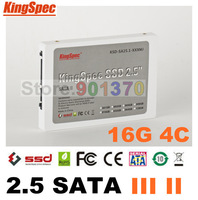 "Hot Kingspec  2.5"" SATA III 3 SATA II 2 SSD 16GB  2.5"" Solid State Drive HDD MLC 2-Channel SSD For HP DELL SONY SAMSUNG ,CE FCC"