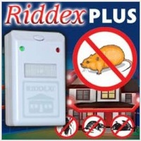 Hot selling Riddex Plus Electronic Pest Repeller Pest Repelling Aid Ultrasonic Mosquito Repeller Household Mousetrap