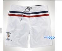2014 Lovers beach flower fashion New couple shorts swimming Men board shorts