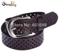 New Arrival! 2014 New Fashion Summer Genuine Leather Mens Belts Buckle Real Genuine Leather Belts For Men L3007 cintos cinturon
