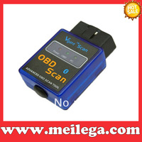 works on Android Torque ELM327 v1.5 Mini ELM 327 Bluetooth OBD-II OBD2 Protocols Auto Diagnostic Tool