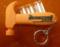 2013 new design top selling Hammer shape USB Flash Drive USB stick memory flash free shipping