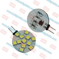 G4 12 LEDSMD5050 Round,g4 led indoor,g4 led caravans,g4 12v led bulb